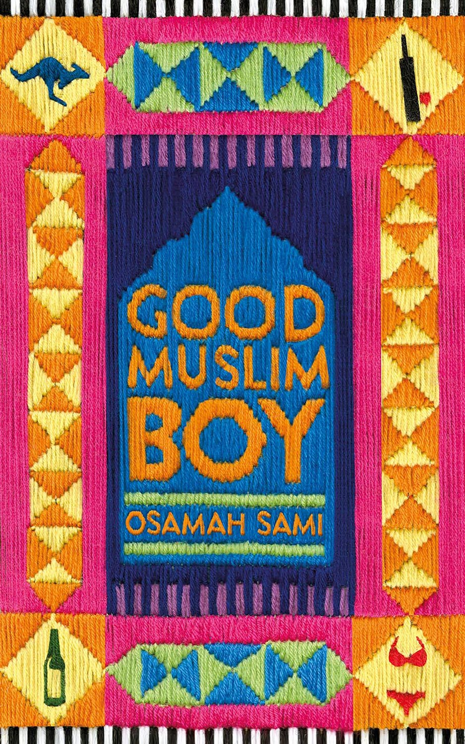 Good Muslim Boy published by Hardie Grant; book cover design by Mark ...